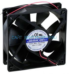 Вентилятор 120х120х25мм, 48VDC