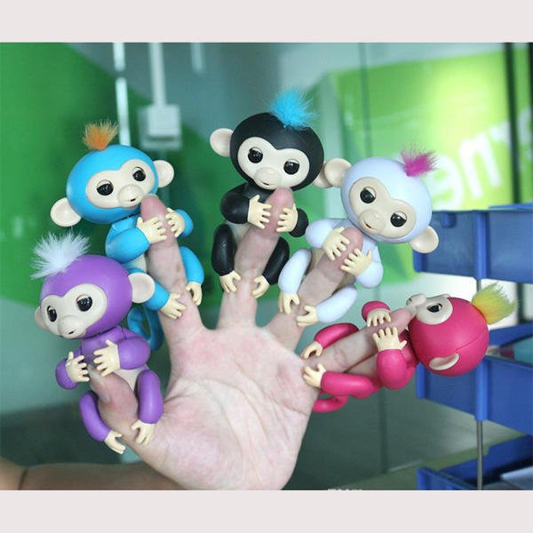 Интерактивная игрушка обезьянка Baby Monkey