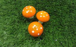 гриб пластик большой