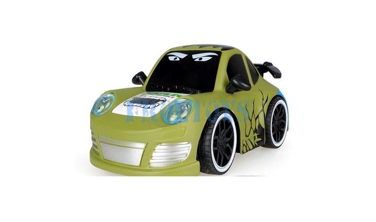 Машина  супергероя  «HULK»  с радиоуправлением