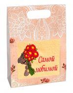 Подарочный набор из махрового полотенца №0-82