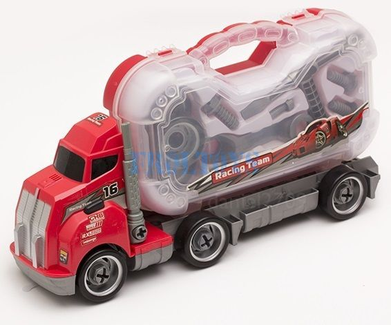 Детский набор грузовик с инструментами
