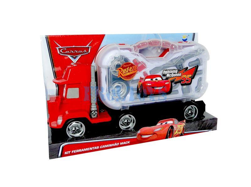Детский набор грузовик  Мак с инструментами