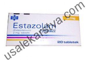 эстазолам купить без рецепта