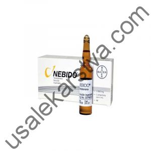 НЕБИДО NEBIDO 250 MG/ML 4 ML (Testosteron) 1X4ML