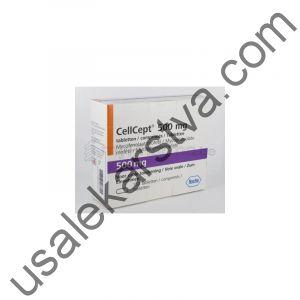 СеллСепт CELLCEPT 500 MG (Mycophenolate mofetil) 150X500 MG