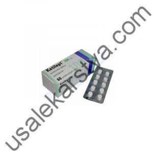 Кетилепт KETILEPT 100 MG (Quetiapine) 60X100MG