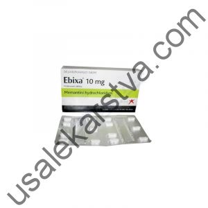 Эбикса EBIXA 10 MG (Memantin) 56X10MG