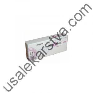 Аргофан ARGOFAN 75 SR (Venlafaxine) 30X75MG