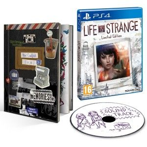 Игра Life is Strange Limited Edition (PS4)