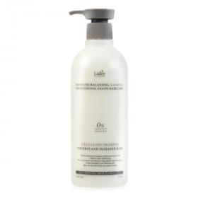 Lador Moisture Balancing Shampoo 530ml - увлажняющий шампунь для волос без силиконов