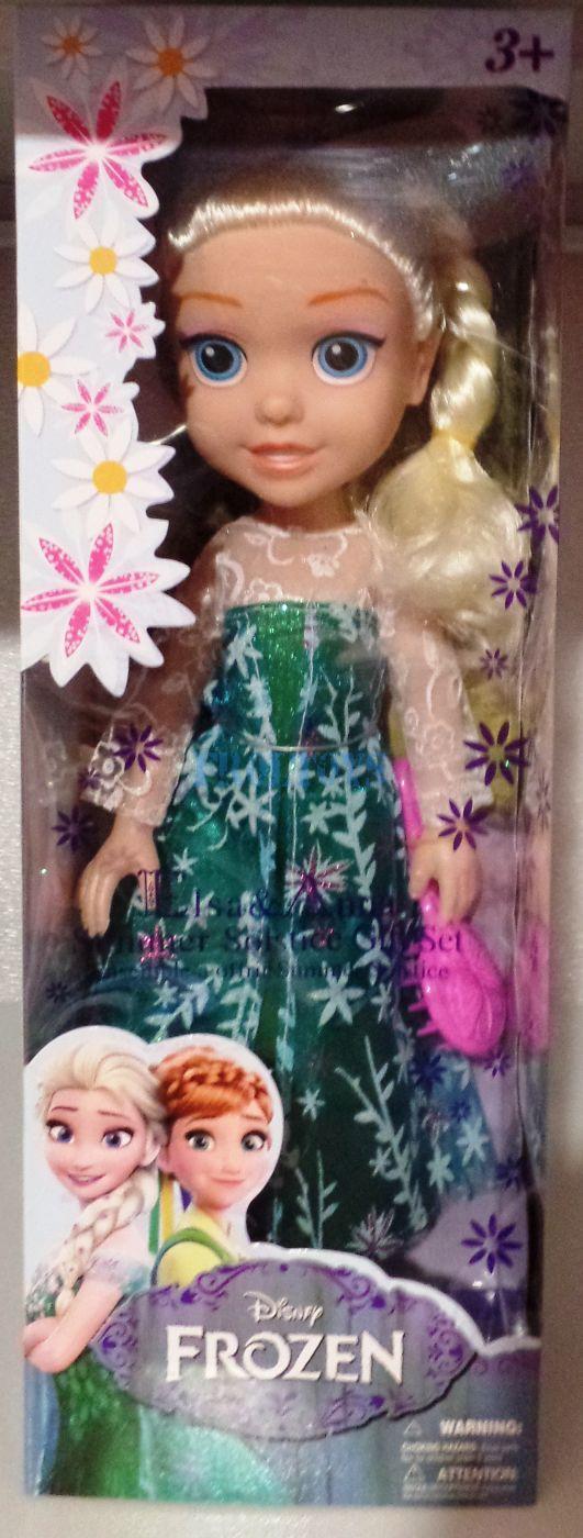 Кукла  Эльза  летнее солнцестояние