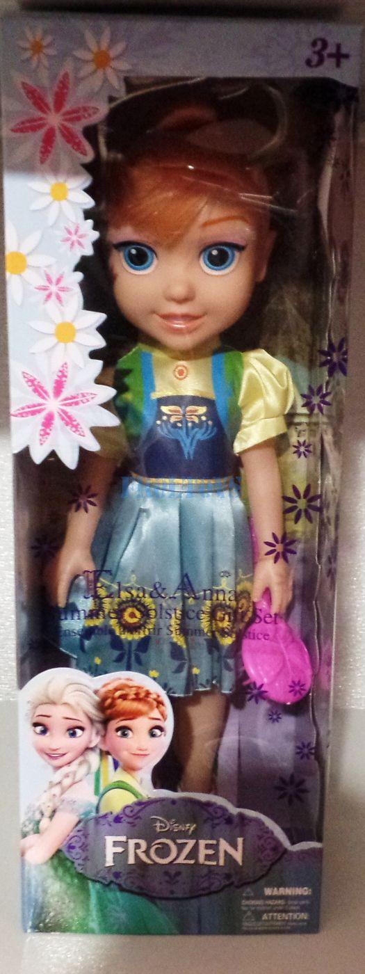Кукла  Анна летнее солнцестояние