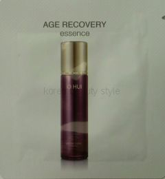 O HUI AGE RECOVERY anti-wrinkle essence- АНТИВОЗРАСТНАЯ  ЭССЕНЦИЯ   линии AGE RECOVERY (пробник -саше 1 мл).