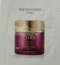 O HUI anti-wrinkle AGE RECOVERY cream - AНТИВОЗРАСТНОЙ КРЕМ (пробник-саше 1 мл).