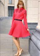 купить красивое платье Роза