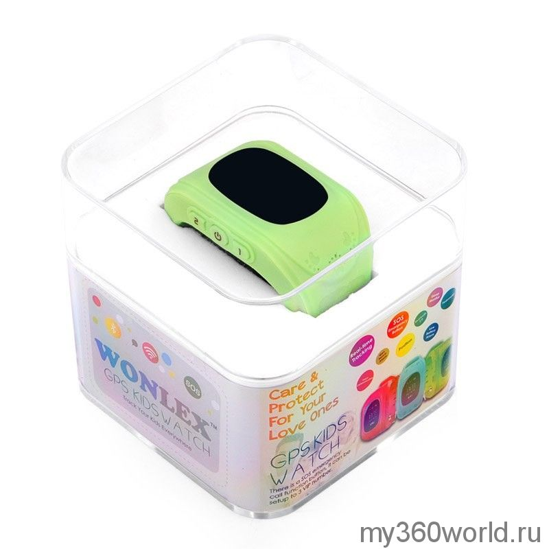 Умные часы Smart Baby Watch Q50 Wonlex