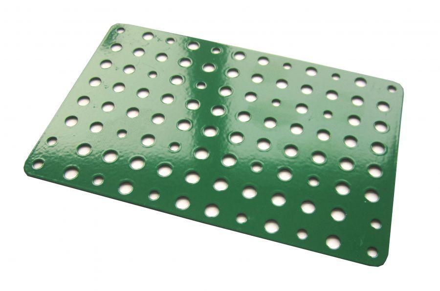 Металлическая пластина №4