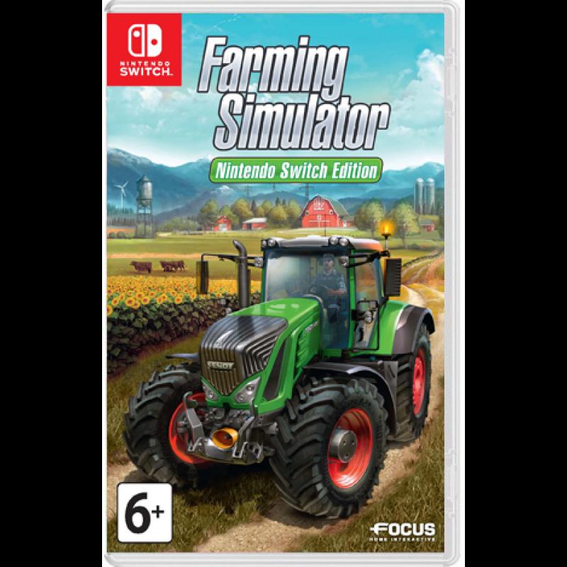 Игра Farming Simulator (Nintendo Switch, русская версия)