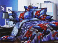 """Постельное белье детское 1,5СП САТИН """"Spider-Man"""" GLL6362"""