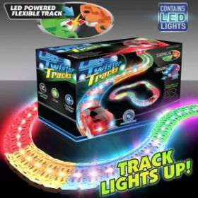 LED Magic Tracks-Музыкальная трасса.
