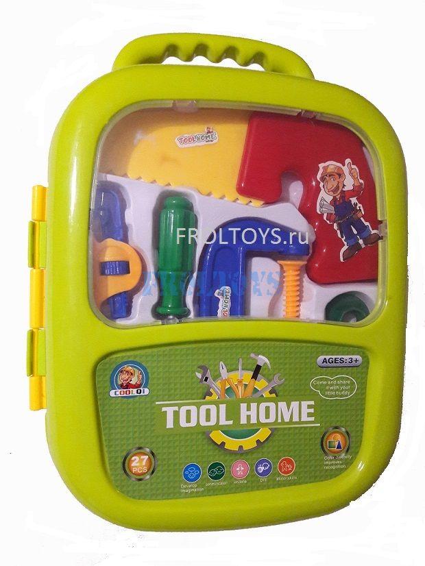 Набор инструментов Tool Home