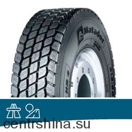 215/75 R17.5 D HR4 126/124M Matador Грузовая шина