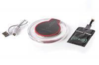 Беспроводная зарядка Wireless Charger Android (Fantasy)