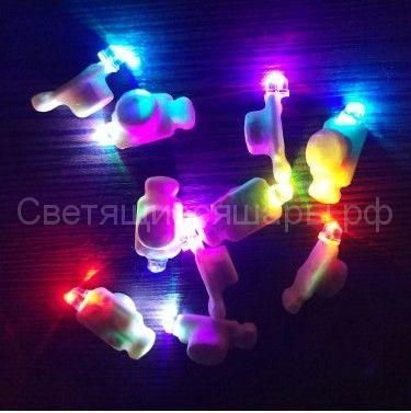 3D модуль светодиодный в защитной оболочке (многоцветный)