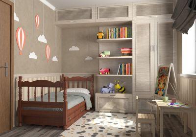 Детская кровать Браво Аленка