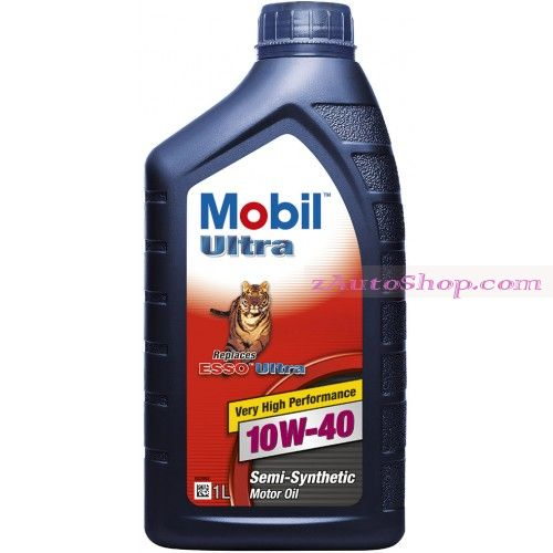 А/масло Mobil Ultra 10W40  1 л  152625