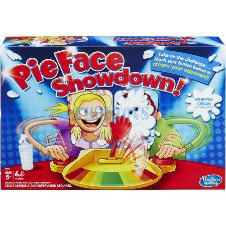 Настольная игра Пирог в лицо (2 участника)