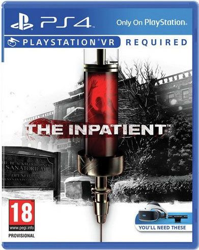 Игра The Inpatient (PS4 PSVR)