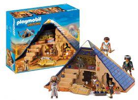 """Игровой набор Playmobil 5386 """"Пирамида Фараона"""""""