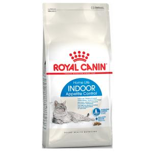 Корм сухой Royal Canin Indoor Appetite Control для кошек с птицей 0.4кг