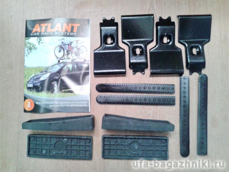 Адаптеры для багажника Chevrolet Lanos, Атлант, артикул 8835