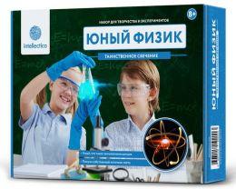 """Набор для опытов """"Юный Физик. Таинственное свечение"""""""