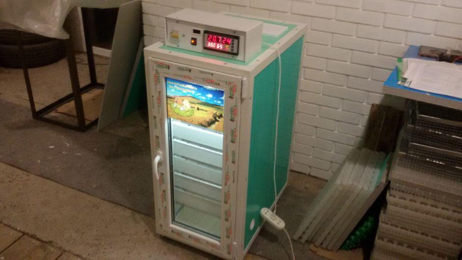 Инкубатор фермерский ТЖУ- 616.