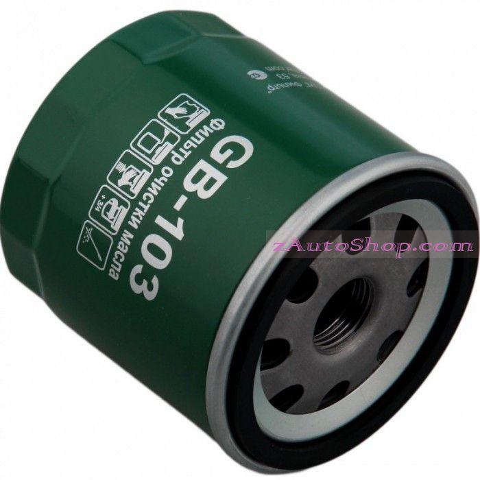 Фильтр масляный  ВАЗ-2108, Ока (БИГ) GB103 а-346