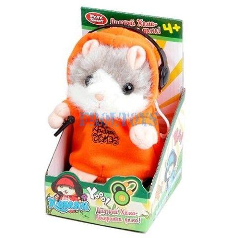 Говорящая игрушка Хомяк-Диджей