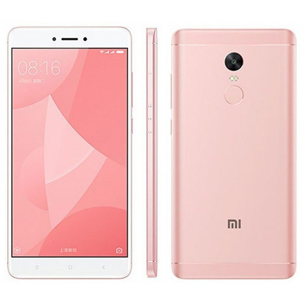 Xiaomi Redmi Note 4X 16gb розовый