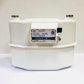 Газовый счетчик БЕРЕСТЬЕ Г6 (250мм)