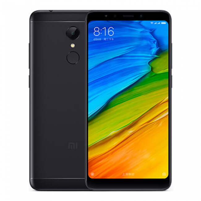 Xiaomi Redmi 5 3/32GB Черный