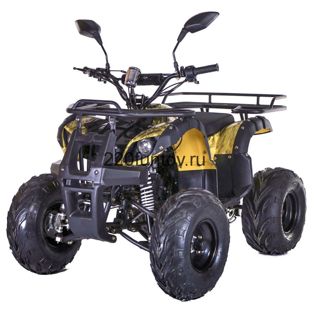MOTAX ATV Grizlik 7 125 cc Квадроцикл бензиновый