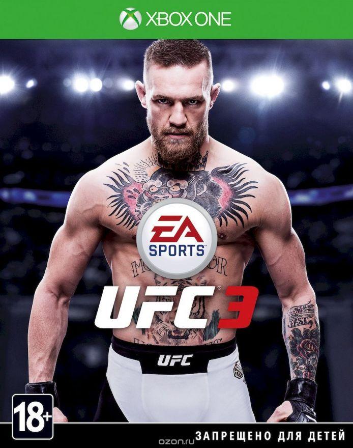 Игра UFC 3 (Xbox One)