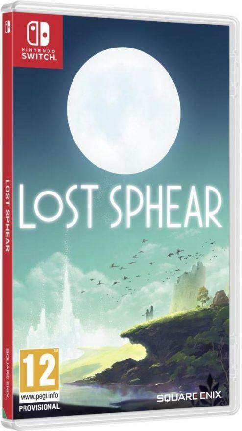 Игра Lost Sphear (Nintendo Switch)