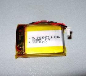 Аккумулятор Mobius Mini 300mAh