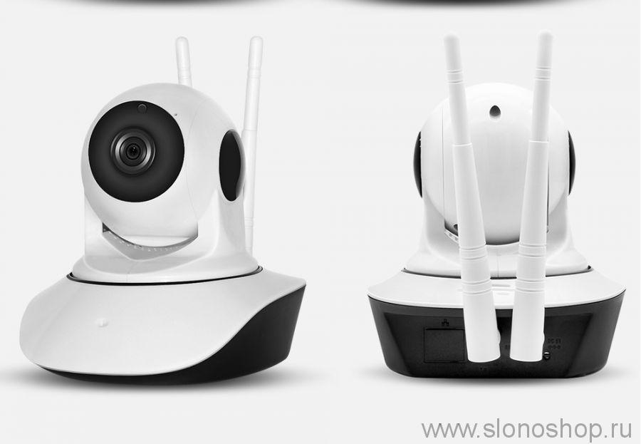 Беспроводная IP WiFi камера с микрофоном видео няня 1080P HD Sdeter 1080