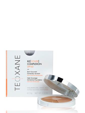 Teoxane (Teosyal) Тональная корректирующая крем-пудра SPF 50
