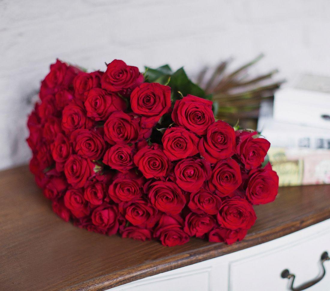 Роза Freedom 60 см.
